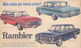 Ramblers publicidad