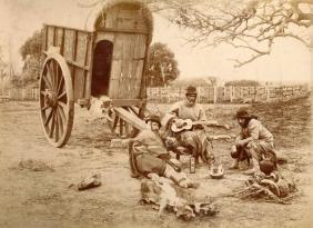 trabajadores rurales 1800
